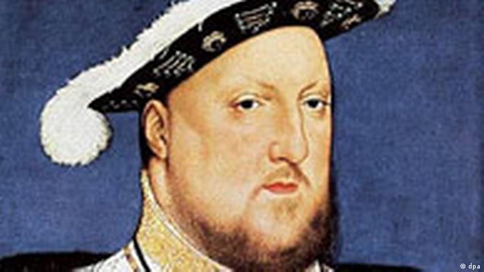 König Henry VIII. von England (1509-1547) und von Irland (1541-1547) (dpa)