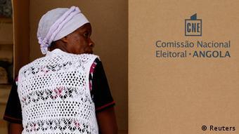 Wahl Angola