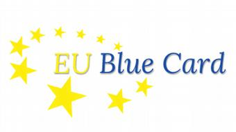 Logo Blue Card
