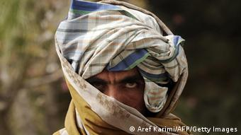 A former Taliban fighter (Photo: Aref Karimi/AFP/Getty Images)