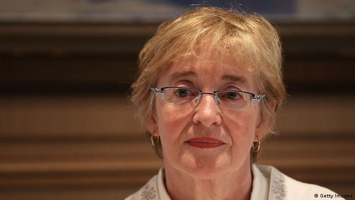 Canadian author Maude Barlow (Photo: Andreas Rentz/Getty Images)