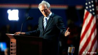 Republikaner Parteitag Clint Eastwood