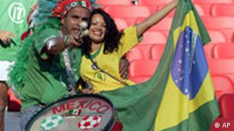 Confederations Cup: Brasilien vs. Mexiko