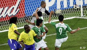 Confederations Cup: Brasilien vs. Mexiko 1:0