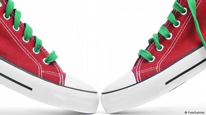 A pair of sneakers (Fotolia/nito)