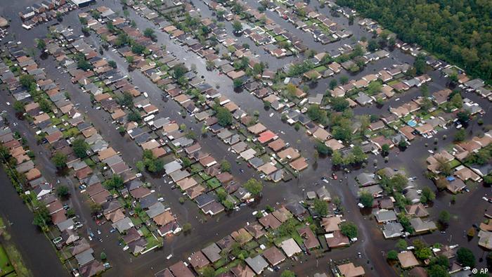Tropensturm Hurrikan Isaac (AP)