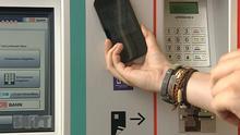 03.09.2012 DW SHIFT NFC Bezahlen mit dem Handy 2