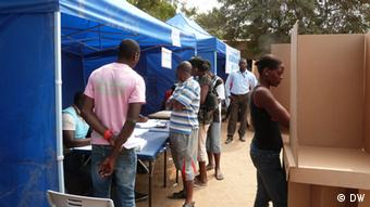 Angola 2012 Wahlen Luanda
