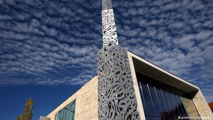 Bildergalerie Moscheen in Deutschland 2012