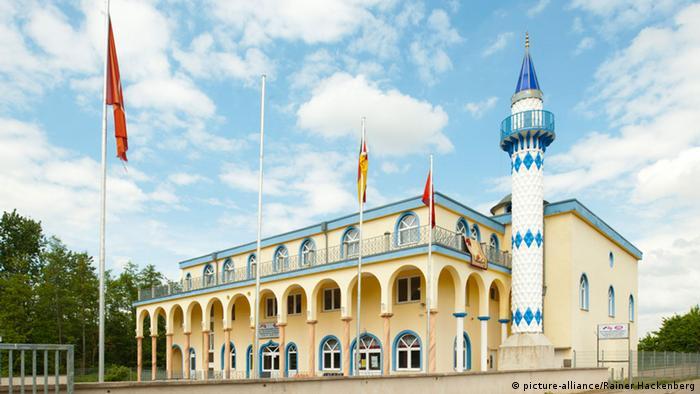 Bildergalerie Moscheen in Deutschland 2012 (picture-alliance/Rainer Hackenberg)