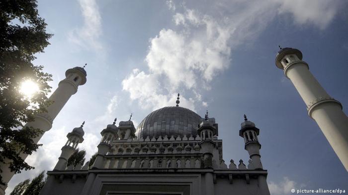 Мечеть в берлинском районе Шарлоттенбург (Берлин)