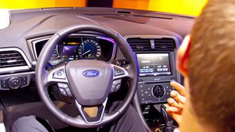 ifa 2012 Multimedial und vernetzt im Auto Ford Sync