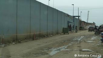 Gefängnis Luanda Angola
