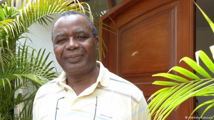 Marcolino Moco, ex-primeiro ministro de Angola