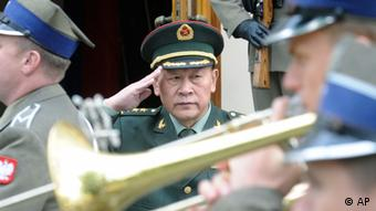 Chinas Verteidigungsminister Liang Guanglie
