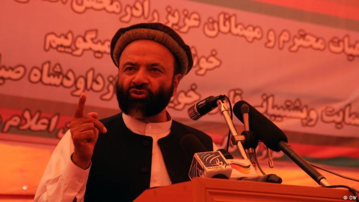 Grundsteinlegung Straßenbau in Herat Afghanistan (DW)