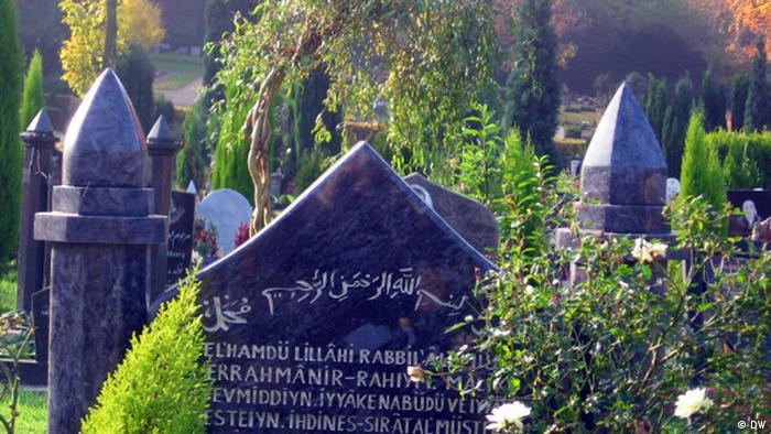 Friedhof Am Hallo Essen Deutschland