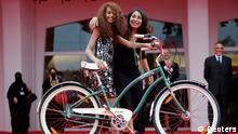 Venedig Filmfestival Haifaa al-Mansour und Waad Mohammed