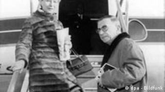 Jean-Paul Sartre und Simone de Beauvoir