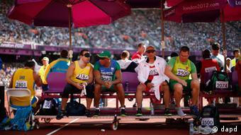 Paralympische Spiele London 2012