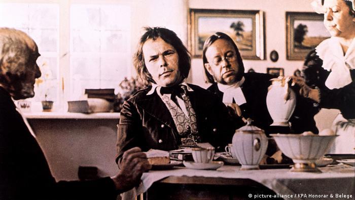Werner Herzog 'The Enigma of Kaspar Hauser' in 1974