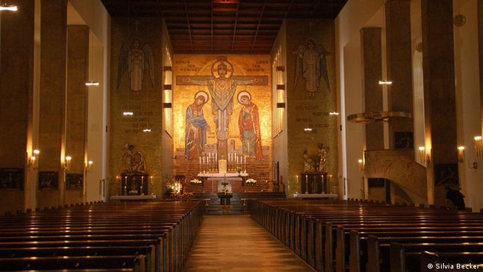 Католическая церковь в Баварии