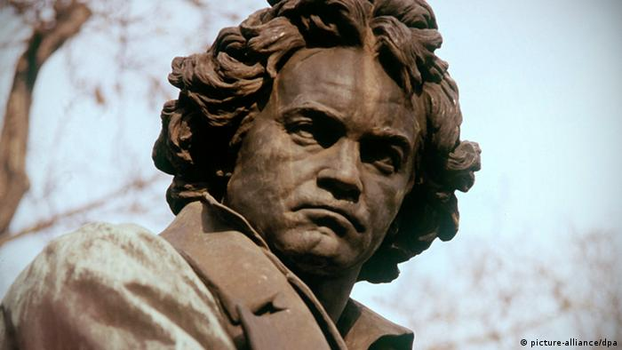 Beethoven monument, Vienna