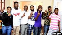 Jugendliche in Angola wollen gegen die Regierung José Eduardo dos Santos protestieren und haben einen eigenen Wahlbeobachtungsprozess eingeführt.