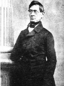 Anton Felix Schindler, secretário e primeiro biógrafo de Beethoven
