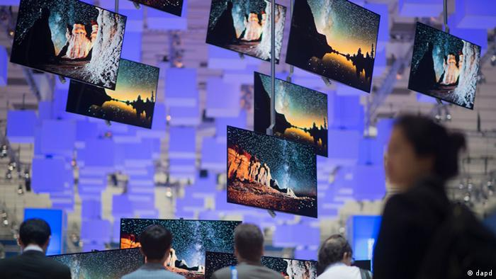OLED TV Samsung (dapd)
