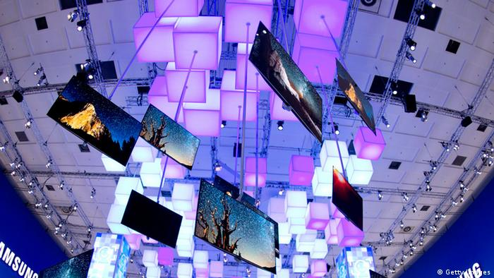 OLED TV Samsung