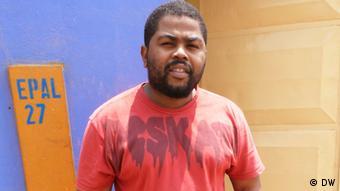 Angola - Casimiro Carbono