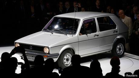 VW Golf VII Präsentation (Reuters)