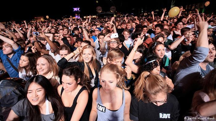 Berlin Music Week 2012
