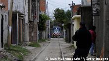 Buenos Aires Slum Villa 21-24