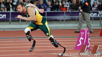 Paralympics Oscar Pistorius