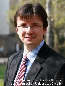 Diabetologe Peter Schwarz (Foto: Universitätsklinikum Dresden)