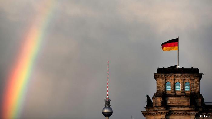 Радуга над Берлином