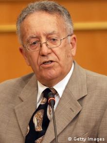 Der tunesische Verfassungsrechtler Yadh Ben Achour (Foto: Getty Images)