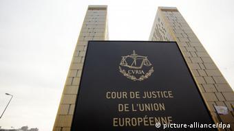 دیوان عالی اروپا در لوکزمبورگ معمولا توصیههای مشاور ارشد خود را عملی میکند