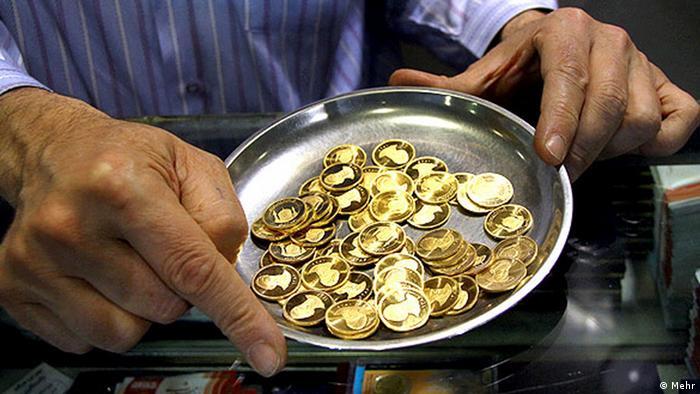 Iran Gold Goldeinfuhr