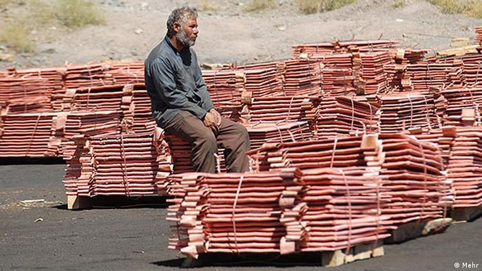 Iran Industrie Bonitätsprobleme (Mehr)