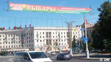 Parlamentswahlen in Weißrussland