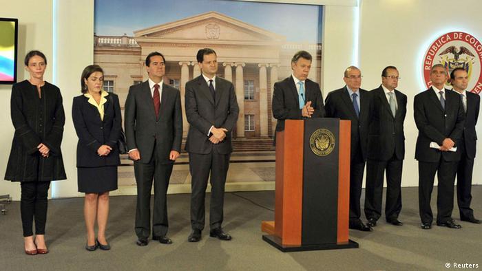Juan Manuel Santos Friedensgespräch FARC