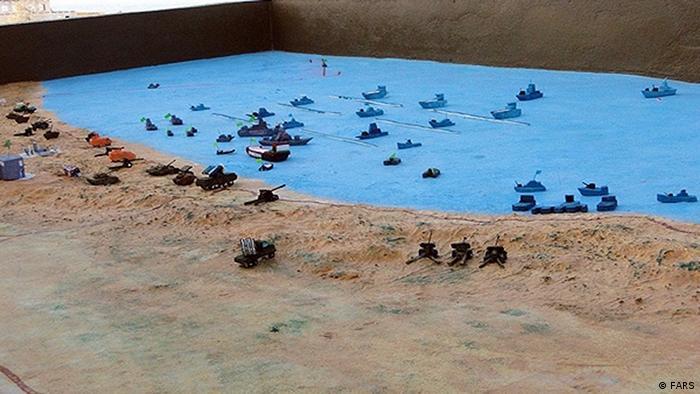 Учения туркменской армии