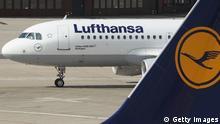 Lufthansa 24 Stunden Streik des Kabinenpersonals