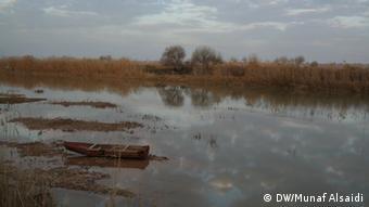 Symbolische Bilder aus Irak, die den Zustand der Umwelt und der Wüstenbildung zeigen. Copyright: DW/Munaf Alsaidi Emara, Irak, 2012