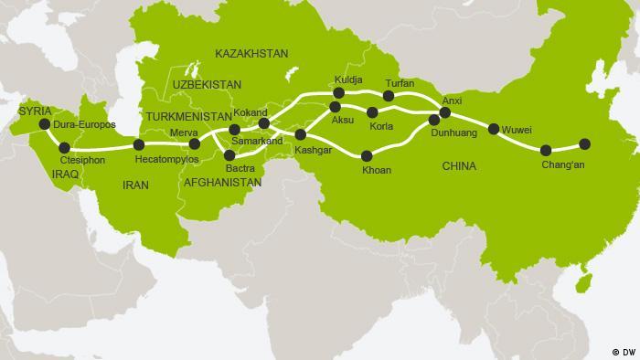 China Seeks Strategic Advantage In Afghanistan Asia An