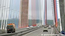 Russki-Brücke in Wladiwostok