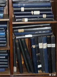 Past editions of MB Yakinton stored in the archives
